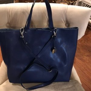 Pulicati leather bag/tote